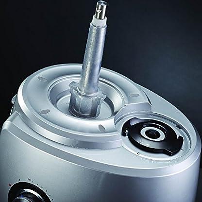 Syntrox-Germany-XXL-58-Liter-Edelstahl-Silber-Food-Processor-Kchenmaschine-mit-tollem-Zubehr