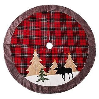 WE-WIN-Xmas-Baum-Rock-Urlaub-Baum-Ornamente-Weihnachtsbaum-Rock-fr-Den-Weihnachtstag-42inch