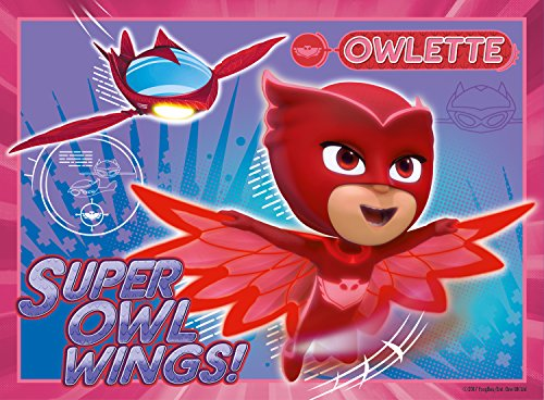 Ravensburger-6917-PJ-Masks-4-in-Box-Puzzle–12-16-20-24-Stck