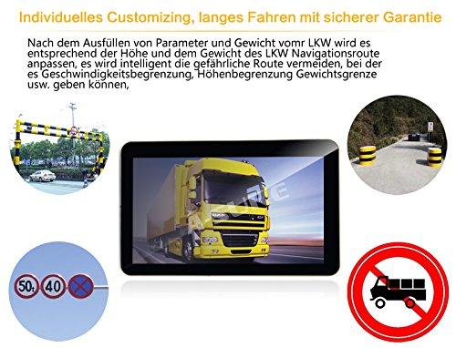 7-Zoll-Navigationsgert-DRIVE-7BT-Fr-LKWPKW-BUSWOHNMOBIL-auch-CAMPER-Blitzer-Kostenlos-Map-Update-Bluetooth-AV-INEingang-fr-Rckfahrkamera-oder-andere-AV-Gerte-Deutschland-verkaufer