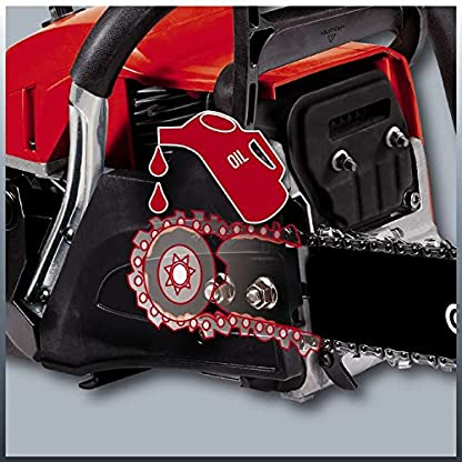 Einhell-Benzin-Kettensge-GC-PC-2040-I-2-kW-40-cm-Schwertlnge-21-ms-Schnittgeschwindigkeit-automatische-Kettenschmierung-inkl-Schwertschutz