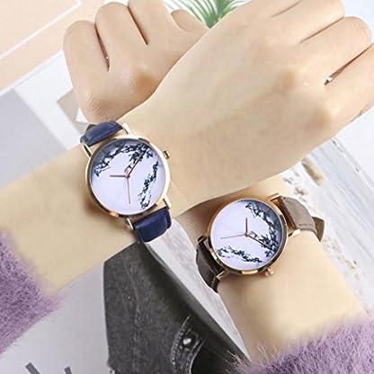 Armbanduhr-Damen-erthome-Luxus-Elegant-Lederband-Uhren-Analog-Quarz-Runde-Armbanduhr-fr-Damen-Mdchen-Geschenk-Uhren