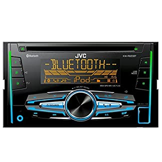 JVC-KW-Doppel-DIN-USBCD-Receiver-mit-Front-AUX-Eingang
