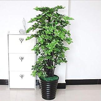 TRDT-Knstlicher-BaumHhe-150cm-knstliche-Magnolienbaum-Kunstoffpflanzen-Kunstblumen-Deko-Ohne-Becken