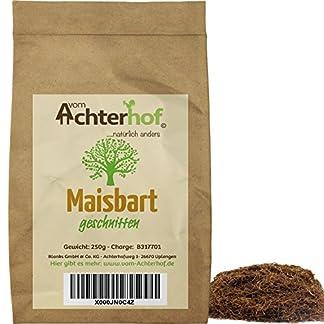 250-g-Maisbart-Maishaare-geschnitten-Maisbarttee-Krutertee-natrlich-vom-Achterhof