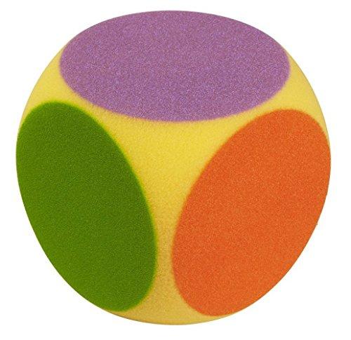 Volley-160-x-160-x-160-mm-Foam-Dice-Mehrfarbig