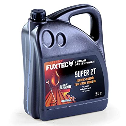 FUXTEC-Zweitaktl-5-Liter-2-Takt-l-fr-Benzin-Motorsense-Kettensge-LaubsaugerMADE-IN-GERMANY