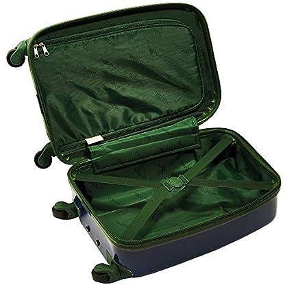 Kinder-Machen-Koffer-auf-Rdern-fr-Jungen-Dinosaurierentwurf-weiter-Ideales-HandgepckHandgepck-fr-Kinder-TrolleyKoffer