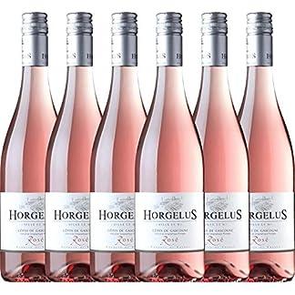 6er-Paket-Horgelus-Ros-IGP-2018-Domaine-Horgelus-mit-VINELLOweinausgieer-Sommerwein-franzsischer-Rotwein-aus-der-Gascogne-6-x-075-Liter