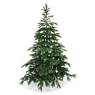Gartenpirat-Knstlicher-Tannenbaum-BonTree-Fichte-Weihnachtsbaum-PEPVC-Mix