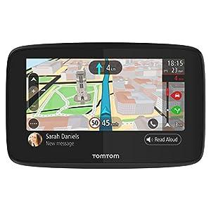 TomTom-GO-520-Pkw-Navi-5-Zoll-mit-Updates-ber-Wi-Fi-Lebenslang-Traffic-via-Smartphone-Weltkarten-Freisprechen-Smartphone-Benachrichtigungen
