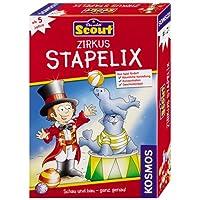 Kosmos-680336-Scout-Zirkus-Stapelix