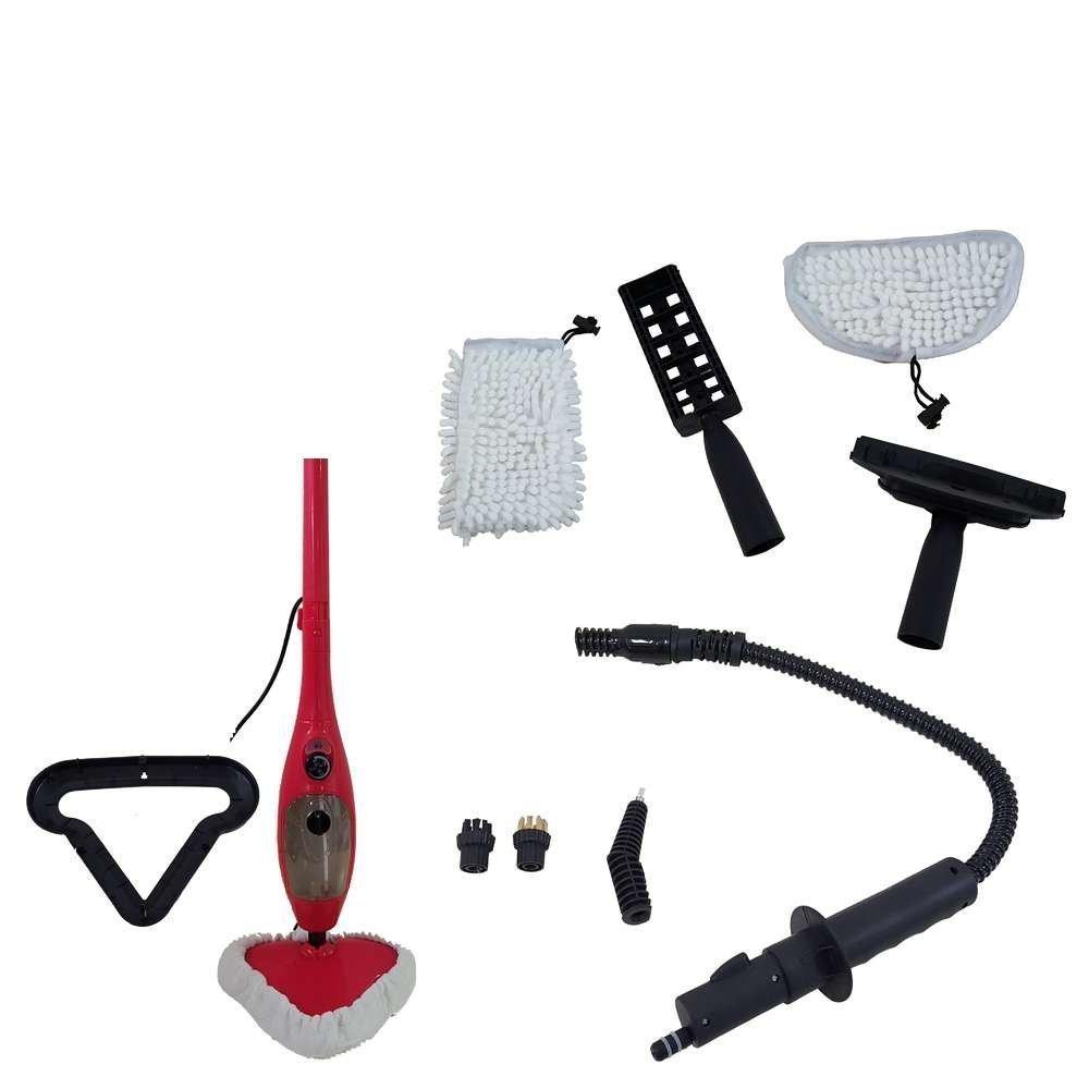 H2O-Mopp-x5–Dampfreiniger–Tragbarer-Besen-5-in-1–Mehrzweck–sehr-leicht