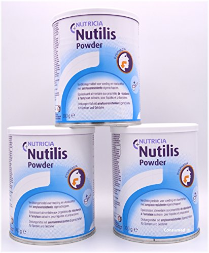2 – 10 Nutricia Nutilis Powder 300g Dosen / Andickungsmittel – im exclusiven Consumed Produktbundle (3)