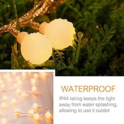 100-LED-Glhbirne-Lichterkette-Warmwei-outdoor-133-m-GreenClick-Innen-und-Auen-Lichterkette-mit-FernbedienungGlobe-Lichterkette-strombetriebenLichterkette-fr-Balkon-Party-WeihnachtenGarten