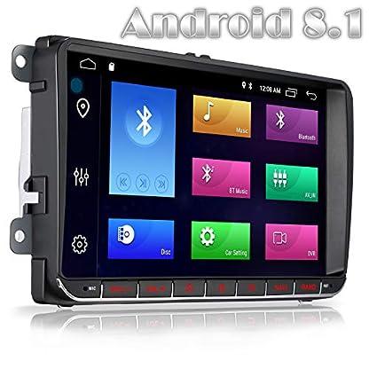 iFreGo-9-Android-81-letzte-4GB-32GB-AUTORADIO-GPS-Fr-VW-Golf-56Passat-CCTiguanPoloJettaSkoda-Fabia-Combi-OctaviaYeti-Seat-LeonTouranCandy-SharanAmarokBeetle-2SciroccoEOS