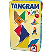 Schmidt-Spiele-51406-51406-Tangram-Kids
