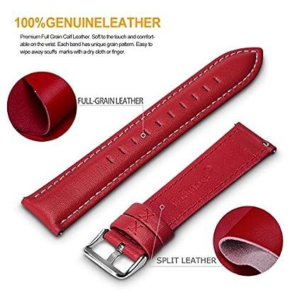 12-Farben-Uhrenarmband-Fullmosa-Axus-Serie-Lederarmband-Ersatz-Watch-Armband-mit-Edelstahl-Metall-Schliee-fr-Herren-Damen-18mm-20mm-22mm-24mm