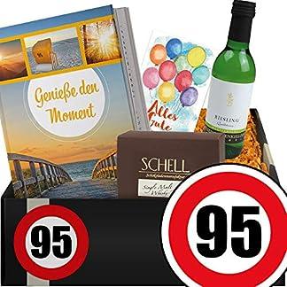 Zahl-95-Geschenkpaket-Genussmoment-Geschenke-95-Geburtstag-Frauen-lustig