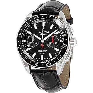 ALPINA-ALPINER-4-Herren-Armbanduhr-44MM-SCHWARZ-AUTOMATIK-ANALOG-AL-860B5AQ6