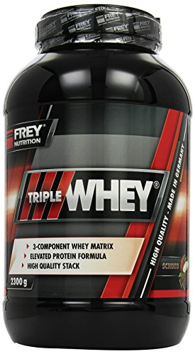 Frey Nutrition Whey Protein Schoko Dose, 1er Pack (1 x 2.3 kg)