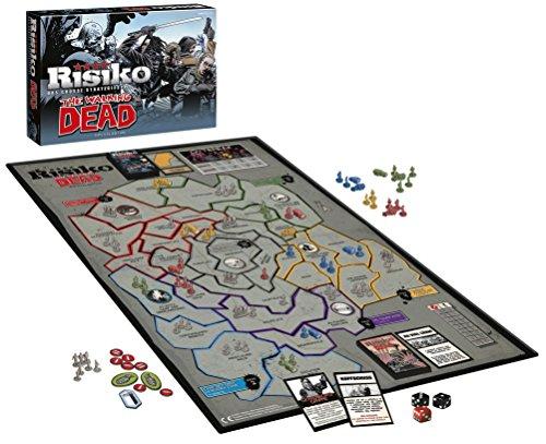 The-Walking-Dead-Risiko-Brettspiel