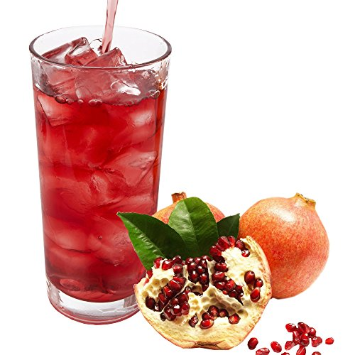 Granatapfel Geschmack extrem ergiebiges Getränkepulver für Isotonisches Sportgetränk Energy-Drink ISO-Drink Elektrolytgetränk Wellnessdrink