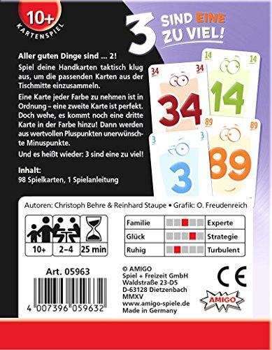 AMIGO-05963-3-sind-eine-zuviel-Kartenspiel