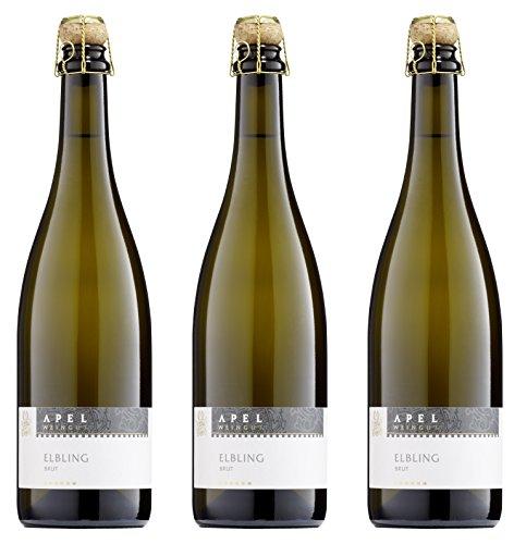 Apel-Elbling-Traditionelle-Flaschengrung-Brut-3-x-075-l