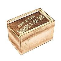 Lustiges-praktisches-Scherzspielzeug-Streichkiste-Scherzkiste-lustige-Holzkiste-Spielsteg-berraschungsbox-mit-Mausspinne