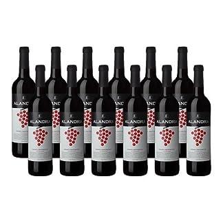 Alandra-Rotwein-12-Flaschen
