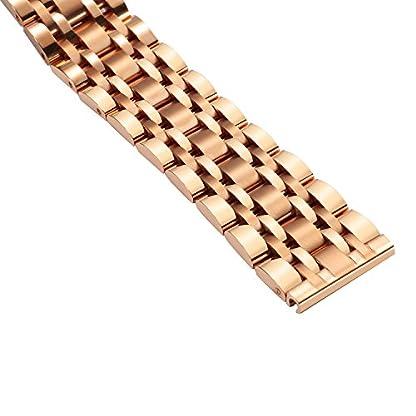 BINLUN-Edelstahl-Uhrenarmbnder-6-Farbe-Gold-Splitter-Schwarz-Rosgold-Gold-Rose-Gold-Two-Tone-17-Gre-10mm-bis-26mm