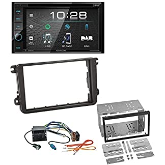 caraudio24-Kenwood-DDX4019DAB-USB-DVD-DAB-MP3-Bluetooth-2DIN-Autoradio-fr-Skoda-Praktik-Superb-Yeti
