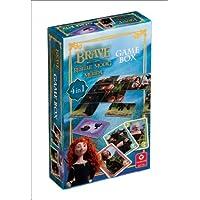 ASS-Altenburger-Spielkarten-22575323-ASS-Altenburger-Merida-Legende-der-Highlands-4in1-Spieleset