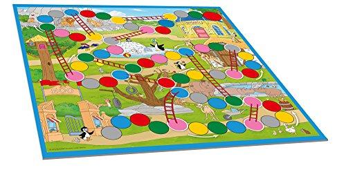 Schmidt-Spiele-51280-Benjamin-Blmchen-Leiterspiel-Bring-mich-mit-Spiel-in-Metalldose