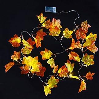 Aboat-25-m-lange-Girlande-mit-Herbstblttern-mit-20-warm-weien-Lichtern-zur-Dekoration-und-als-Weihnachtsgeschenk