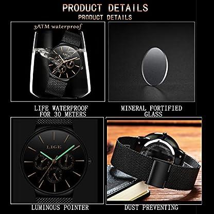 Herren-Uhren-Edelstahl-Mesh-Wasserdicht-Sport-Analoger-Quarz-Uhr-Herren-Luxusmarke-LIGE-Geschft-Beilufig-Ultra-thin-Dial-Armbanduhr-Maenner-Schwarzes-Gold