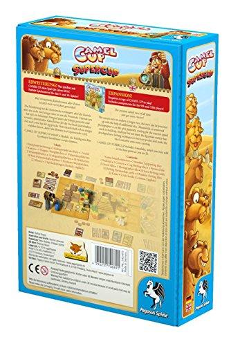 Pegasus-Spiele-54546G-Camel-Up-Supercup