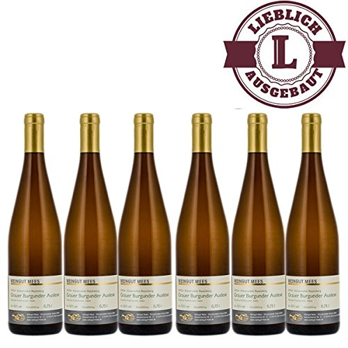 Weiwein-Weingut-Roland-Mees-Nahe-Kreuznacher-Rosenberg-Grauer-Burgunder-Auslese-2007-lieblich-6-x-075l