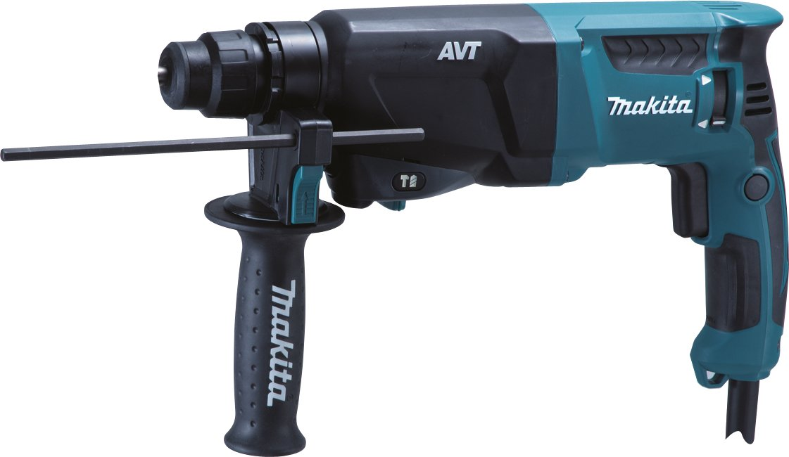 Makita-HR2601J-Bohrhammer-fr-SDS-PLUS-26-mm-im-Makpac