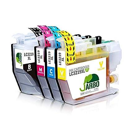 JARBO-Ersatz-fr-Brother-LC3219XL-LC3219-Patronen-Kompatibel-mit-Brother-MFC-J5330DW-MFC-J5335DW-MFC-J5730DW-MFC-J6930DW-MFC-J6530DW-MFC-J6935DW-MFC-J5930DW-LC3219-Patronen-LC3219-Patronen