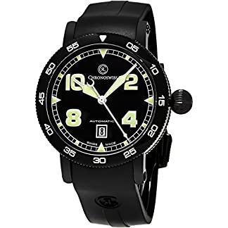 Chronoswiss-Timemaster-Date-Automatic-Black-DLC-Coated-Steel-Mens-Watch-Calendar-CH-864571-2