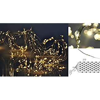 matrasa-Leuchtdraht-Lichtdraht-100200300-LED-Tropfen-Micro-Lichterkette-Silberdraht-IP44-innen-aussen
