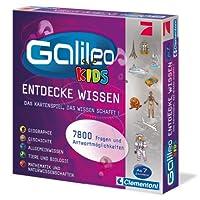Clementoni-691593-Galileo-Kids-Das-grosse-Wissens-Quiz