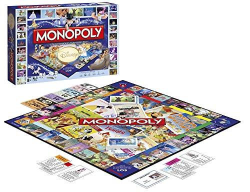 Walt-Disney-Disney-Classics-Monopoly-Brettspiel