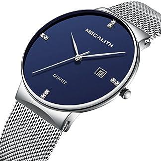 Herren-Uhren-Mnner-Wasserdicht-Sport-Armbanduhr-Edelstahl-Mesh-Luxus-Datum-Kalender-Einfach-Dnne-Business-Casual-Analoge-Quartz-Uhr