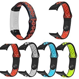 Siswong-Ersatz-weiche-Silikon-Sportuhr-Band-Handschlaufe-Armband-fr-Huawei-Band-33-Pro-Smartwatch-Zubehr-Fr-Mnner-und-Frauen