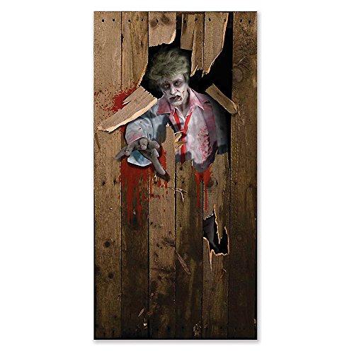 Bristol-Novelty-hi250-Halloween-Tr-Poster-mehrfarbig-one-size