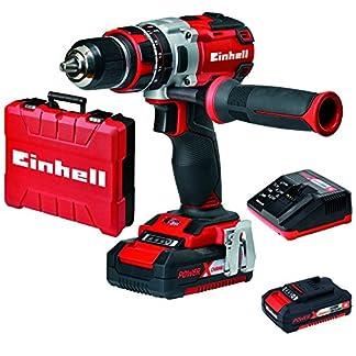 Einhell-Akku-Schlagbohrschrauber-TE-CD-18-Li-i-Brushless-Solo-Power-X-Change-Lithium-Ionen-18-V-2-Gang-60-Nm-LED-Licht-ohne-Akku-und-Ladegert