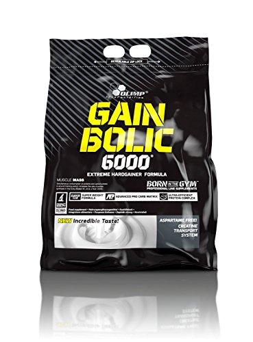 Olimp Gain Bolic 6000, 6,8 kg Beutel Spezialangebot (Vanille)